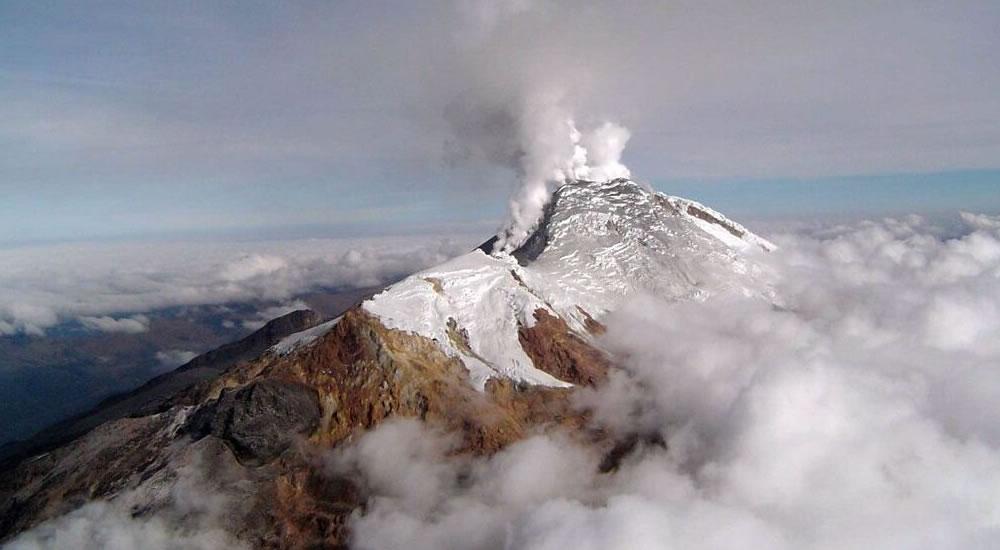 nevado Del Huilà