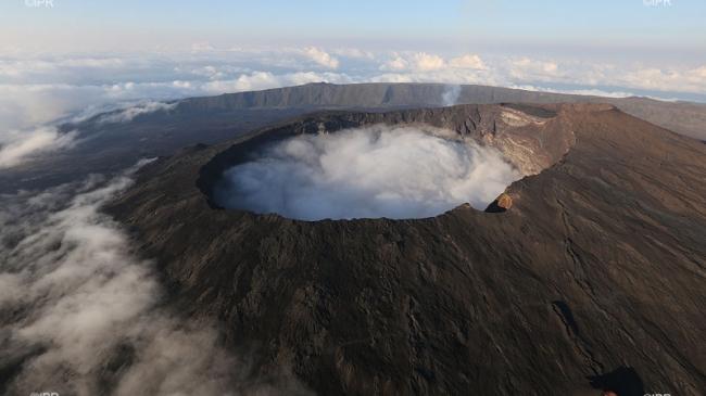 Piton cratere-dolomieu