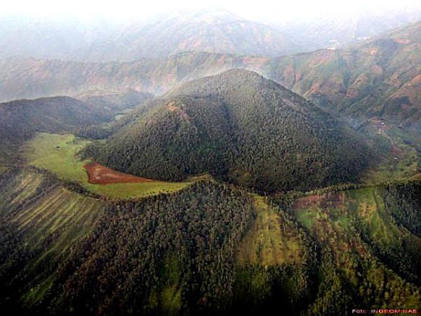 Cerro MACHIN