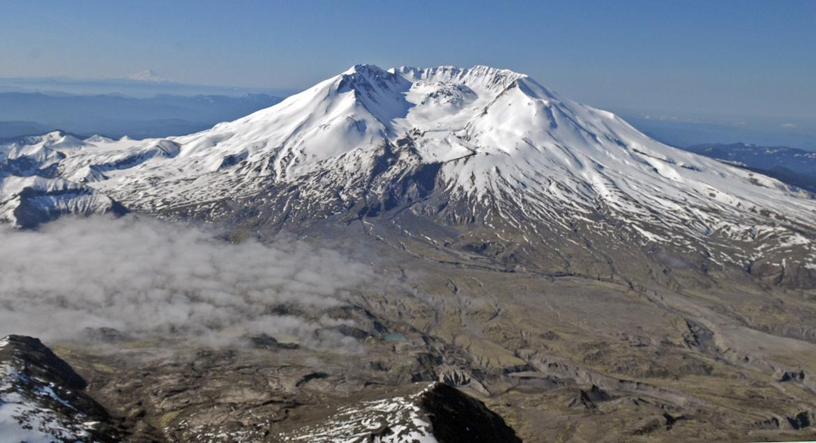 Mount Rainier: the third most dangerous volcano in the country?