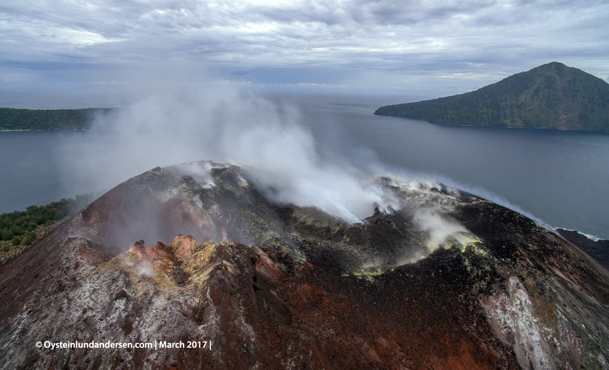 Indonesia News Volcano Eruption