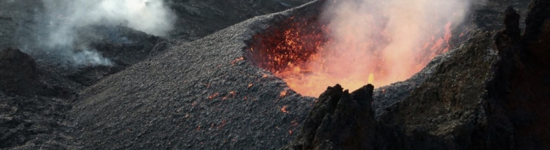 06 Mars 2019. FR. La Réunion : Piton de la Fournaise , Colombie : Nevado del Huila , Hawaii : Kilauea , Guatemala : Santiaguito , Costa Rica : Turrialba  / Poas .