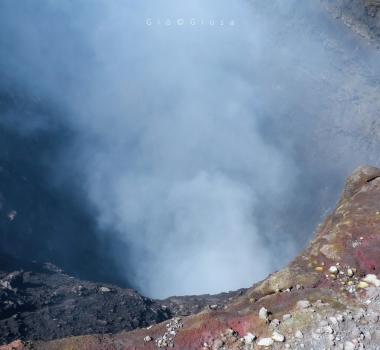 June 04 , 2020. EN. Italy / Sicily : Etna , El Salvador : San Miguel (Chaparrastique) , Indonesia : Kawah Ijen , Ecuador : Reventador , Mexico : Popocatepetl .