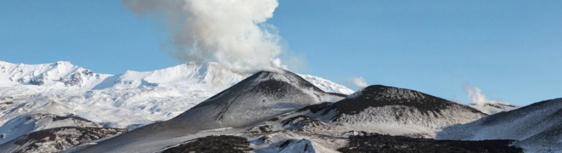 11 Novembre 2018. FR. Chili : Lascar , Mexique : Popocatepetl , Alaska : Semisopochnoi , Russie / Iles Kouriles du Nord : Ebeko , Japon / Îles Ryukyu : Kuchinoerabujima .