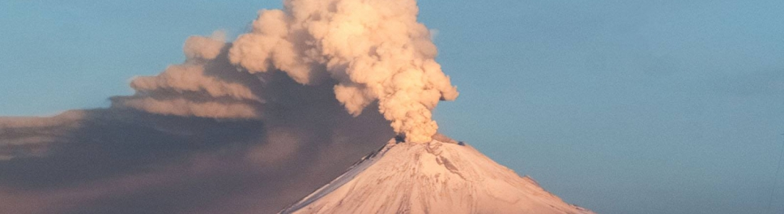 July 21, 2015. English.  Colima, Popocatepetl, Kilauea .