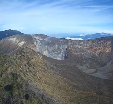June 26, 2020. EN. Japan : Asama , Russia / Kurile Islands : Ebeko , Costa Rica : Turrialba / Poas / Rincon de la Vieja / Irazu / Miravalles , Hawaii : Mauna Loa .