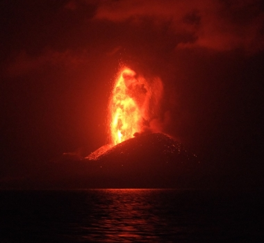 July 16, 2020. EN . Japan : Nishinoshima , Italy / Sicily : Etna , Philippines : Bulusan , Chile : Nevados of Chillan , Japan : Suwanosejima .