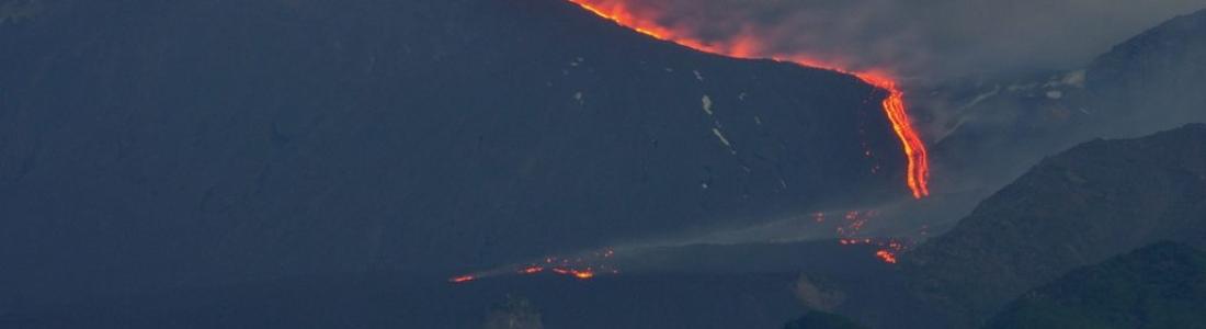 16/05/2015. Etna , Piton de la Fournaise , Kilauea.