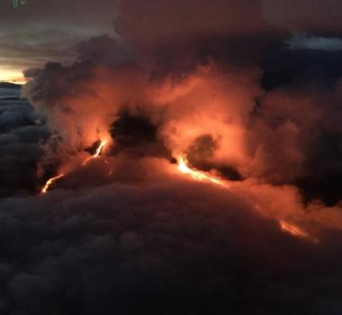 18/05/2015. Etna, Piton de la Fournaise, Hakoneyama .