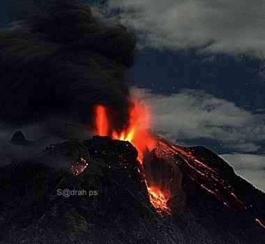 January 25 , 2016. EN.  Popocatepetl , Sinabung , Fuego .