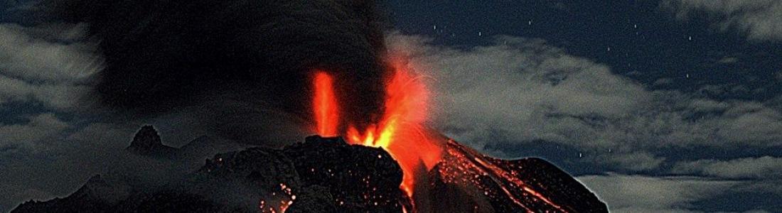 25/01/2016. Fr. Popocatepetl , Sinabung , Fuego .