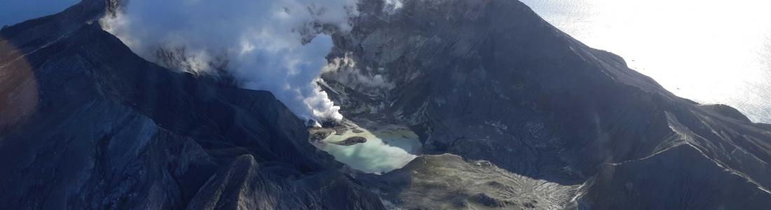 24 Aout 2021. FR. Nouvelle Zélande : White Island , Pérou : Sabancaya , Alaska : Great Sitkin , Kamchatka : Sheveluch , Philippines : Taal , Chili : Tupungatito .