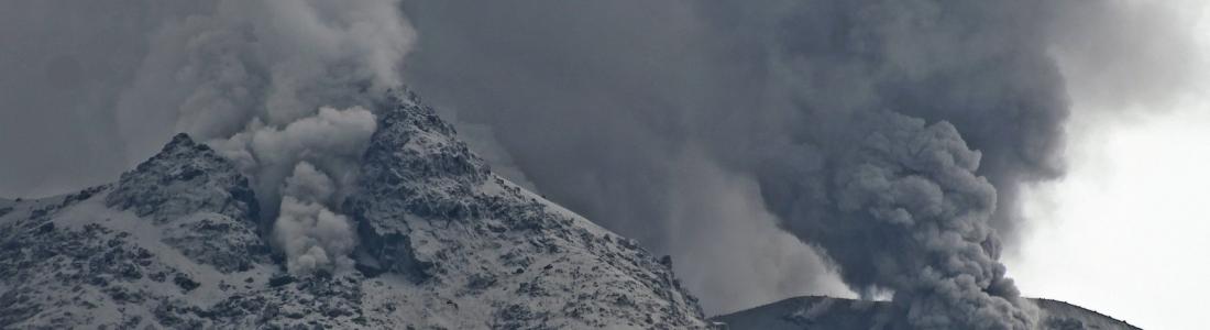 05 Septembre 2020. FR . Russie / Iles Kuriles : Ebeko , Indonésie : Sinabung , Equateur : Sangay / Cotopaxi / Cayambe , Islande : Peninsule de Reykjanes .