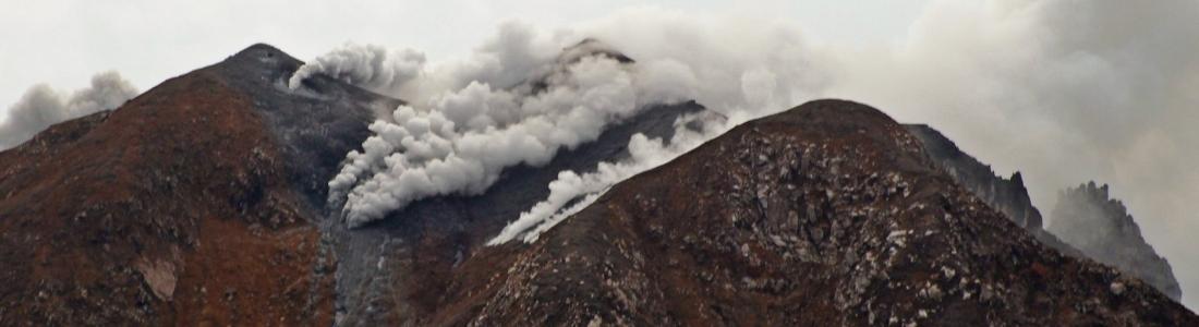 13 Aout 2020. FR . Indonésie : Sinabung , Japon : Sakurajima , Equateur : Sangay , Costa Rica : Turrialba / Poas / Rincon de la Vieja .