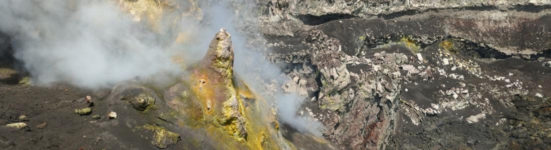 October 08 , 2020. EN. Italy / Sicily : Etna , Italy : Stromboli , Kamchatka : Sheveluch , Nicaragua : Telica .
