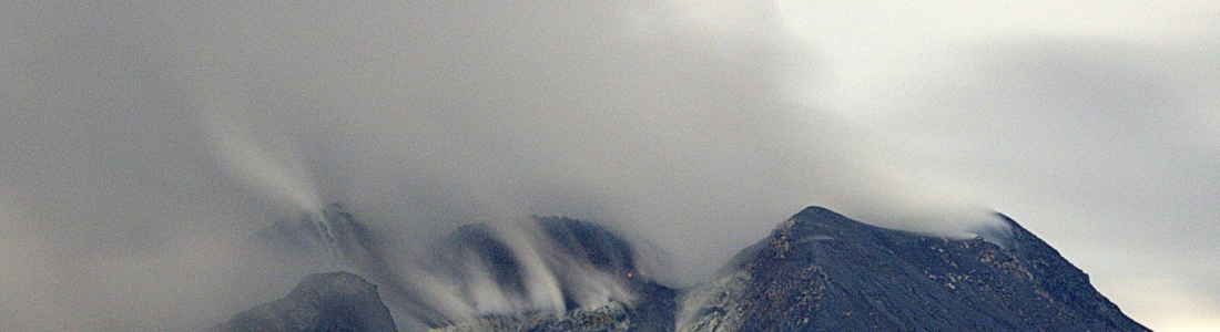 07 Octobre 2020. FR . La Réunion : Piton de la Fournaise , Pérou : Ubinas , Colombie : Chiles / Cerro Negro , Indonésie : Sinabung .
