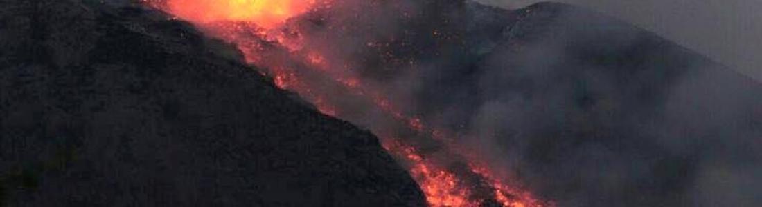 30/09/2016. FR. Iya , Momotombo , Nevado Del Ruiz , Colima .
