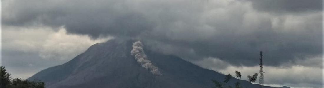 20 Novembre 2020. FR. Indonésie : Sinabung , Equateur : Sangay , Hawaii : Mauna Loa , Costa Rica : Turrialba / Poas / Rincon de la Vieja .