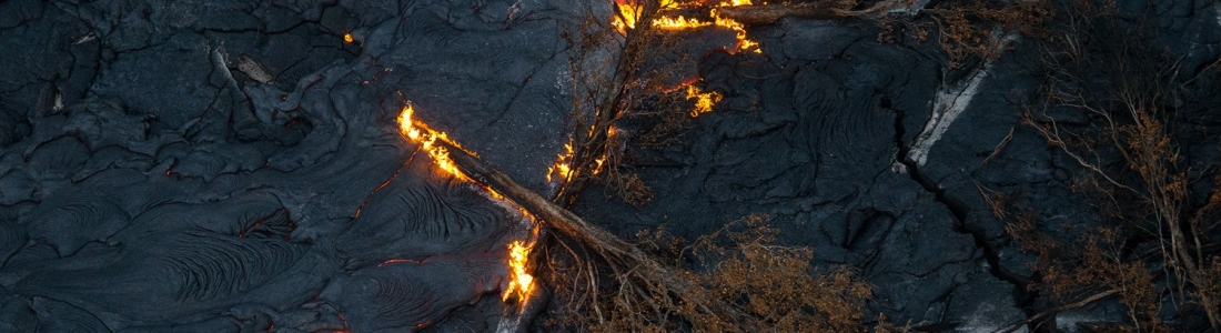 05/02/2016. Fr. Kilauea , Mauna-Loa , Volcans de Californie , Chaine des Cascades .