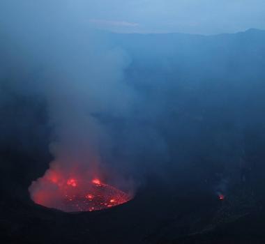 June 03 , 2016. EN.  Turrialba , Mauna Loa , Nyiragongo , Bristol Island .