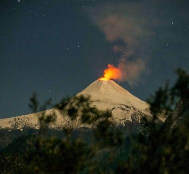 September 09 , 2017. EN.  Villarica , Copahue , Sheveluch , Ambae .