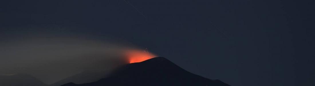 18/05/2016. FR. Etna , Klyuchevskoy , Awu , Mount Hood , Maccalube di Aragona .