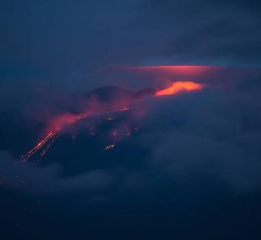 May 19 , 2016. EN . Etna ,  Kilauea , Telica , Momotombo , Masaya , San Cristobal , Sabancaya.