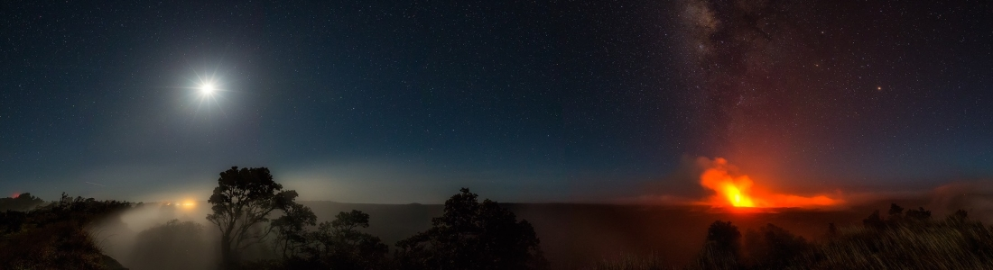 05/06/2016. FR. Tungurahua , Santiaguito , Kilauea , Bromo .