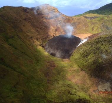 January 07, 2021. EN . Italy / Sicily : Etna , Saint Vincent and the Grenadines : Soufrière Saint Vincent , Indonesia : Merapi , Japan : Sakurajima , Hawaii : Kilauea .