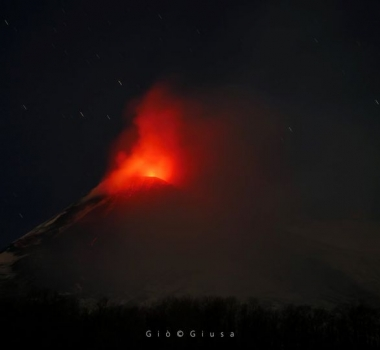 05 January 2021. EN . Italy / Sicily : Etna , Saint Vincent and the Grenadines : Soufrière Saint Vincent , Hawaii : Kilauea , Peru : Sabancaya .