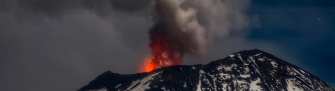 August 02, 2016. EN. Popocatepatl , Rinjani , Yellowstone , Sabancaya .