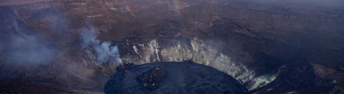 15 Janvier 2021 . FR . Indonésie : Sinabung , Saint Vincent : Soufrière Saint Vincent , Hawaii : Kilauea , Equateur : Reventador .
