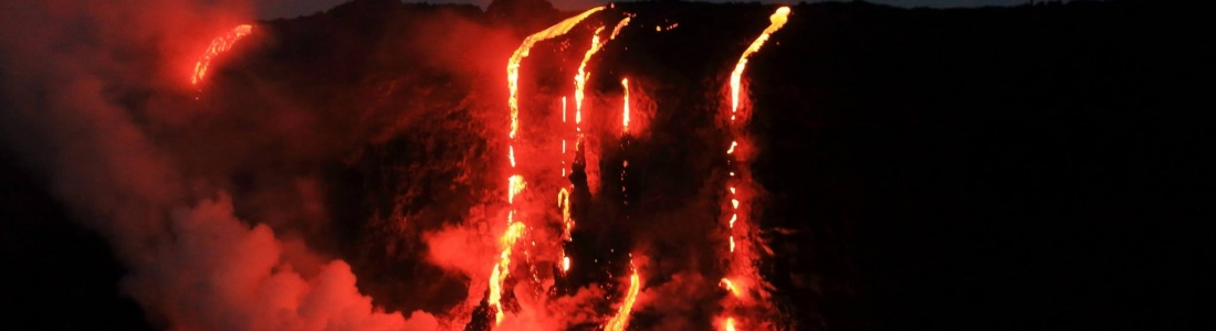 27/07/2016. FR. Kilauea , Fuego , Popocatepetl , Montserrat .