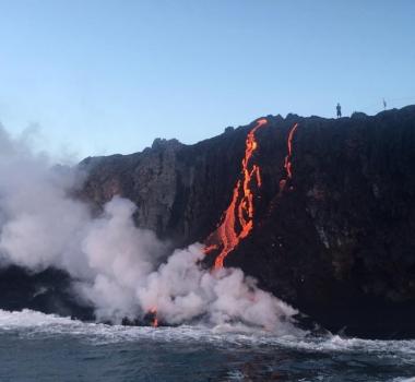 July 28 , 2016. EN.   Chikurachki , Katla , Nevado Del Ruiz , Mauna Loa , Kilauea .