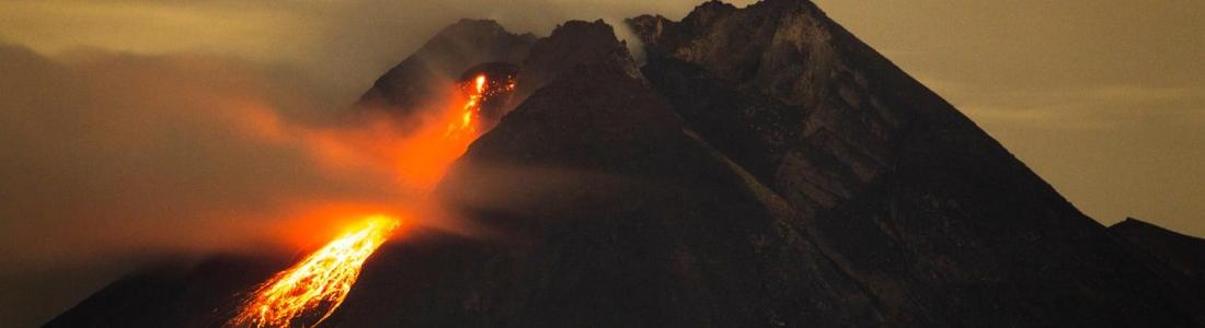 16 Janvier 2021 . FR . Kamchatka : Klyuchevskoy , La Martinique : Montagne Pelée , Indonésie : Merapi , Chili : Nevados de Chillan , Saint Vincent : Soufrière Saint Vincent .