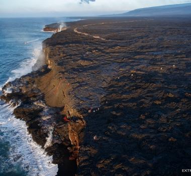 August 14 , 2016. EN.  Kilauea , Popocatepetl , Klyuchevskoy .