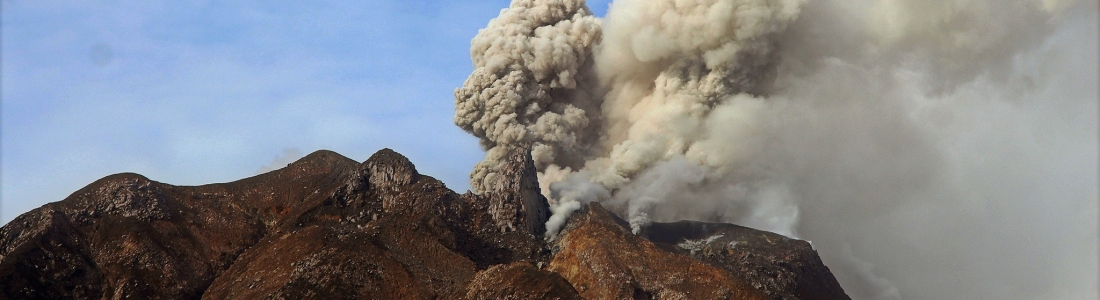 January 30, 2021. EN . La Martinique : Montagne Pelée , Indonesia : Sinabung , Ecuador : Sangay , Costa Rica : Turrialba / Poas / Rincon de la Vieja / Irazu .