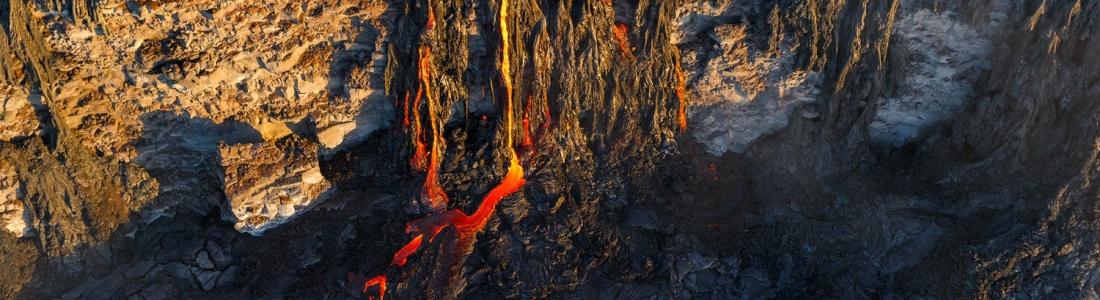 22/08/2016. FR. Kilauea , Kanlaon , Fuego , Cerro Machin .