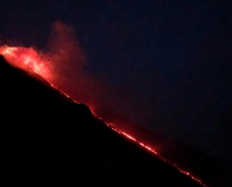 January 24, 2021. EN. Italy : Stromboli , Indonesia : Raung , La Martinique : Montagne Pelée , Chile : Villarica , Hawaii : Kilauea .