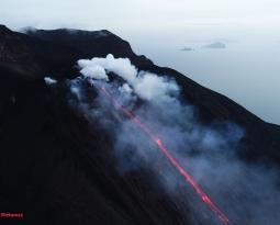 January 25 , 2021. EN. Italy : Stromboli , New Zealand : Okataina Volcanic Center , Saint Vincent : Soufriere Saint Vincent , Mexico : Popocatepetl .