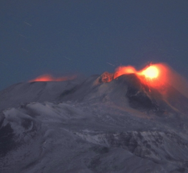 January 28, 2021. EN . Indonesia : Merapi , Italy / Sicily : Etna , Saint Vincent : Soufrière Saint Vincent , Japan : Kuchinoerabujima , Colombia : Nevado del Ruiz .