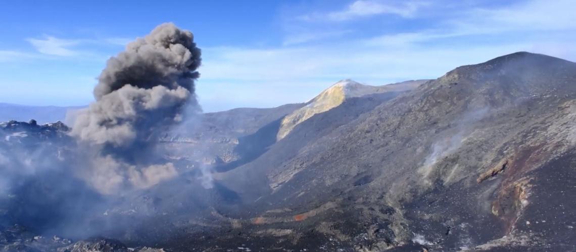 February 10, 2021. EN . Italy / Sicily : Etna , Italy : Stromboli , Indonesia : Raung , Colombia : Nevado del Ruiz , Guatemala : Pacaya .