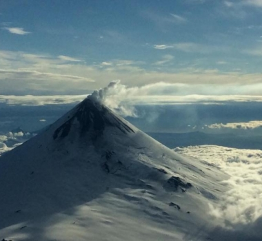 November 02 , 2019. EN. Indonesia : Merapi , United States : Yellowstone , Alaska : Shishaldin , Mexico : Colima .