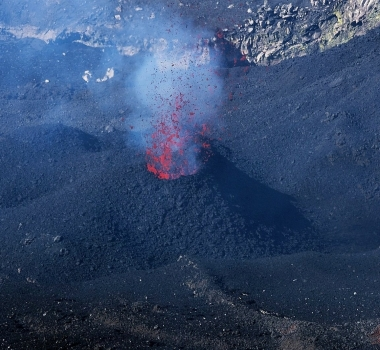 06 February 2021. EN . Indonesia : Merapi , Italy / Sicily : Etna , Chile : Nevados of Chillan , Hawaii : Kilauea .