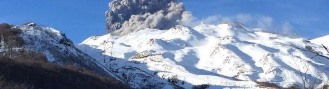 07/05/2017. FR . Nevados De Chillan , Mauna Loa , Popocatepetl , Volcans de Californie .