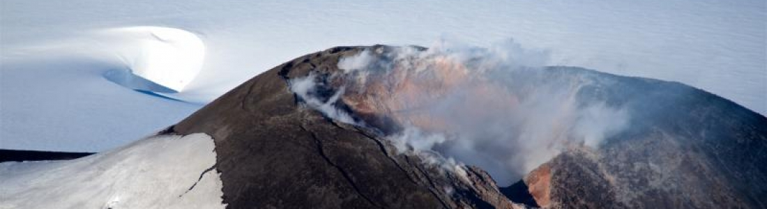 September 06 , 2018.  EN.   Alaska : Veniaminof , Colombia : Chiles / Cerro Negro , Indonesia : Anak Krakatau , United -States : Yellowstone .
