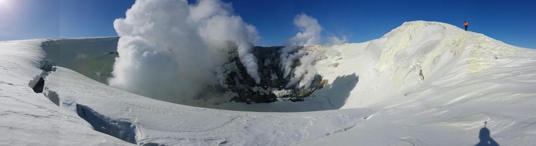 03 Aout 2020. FR . Alaska : Makushin , La Réunion : Piton de la Fournaise , Nicaragua : Telica , Etats-Unis : Yellowstone .