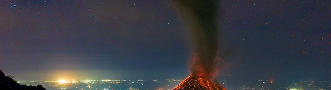 19/10/2016. FR . Kilauea , Bulusan , Nevado Del Ruiz , Fuego .
