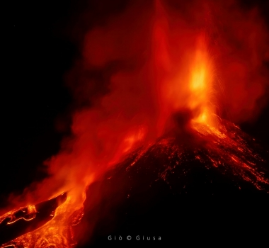 February 22, 2021. EN . Italy / Sicily : Etna , Philippines : Kanlaon , Guatemala : Pacaya , Chile : Nevados of Chillan , El Salvador : San Miguel (Chaparrastique) .