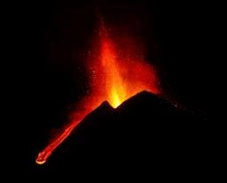February 25, 2021. EN . Italy / Sicily : Etna , Iceland : Reykjane Peninsula , Philippines : Taal , Indonesia : Sinabung , Japan : Sakurajima .
